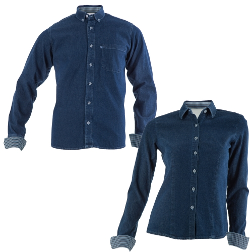 Camisa MEZCLILLA ELITE ML 44-46