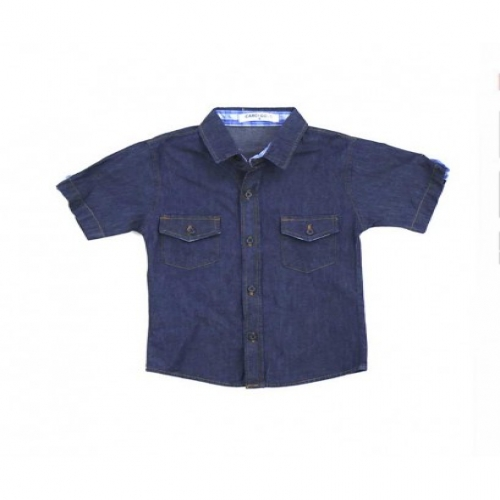 Camisa MEZCLILLA ELITE MC 48-58