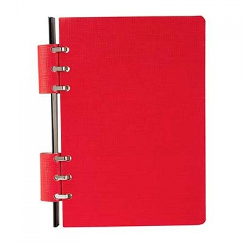 LIBRETA ALIFAN COLOR ROJO