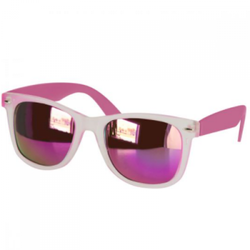 LENTES MIRROR COLOR ROSA