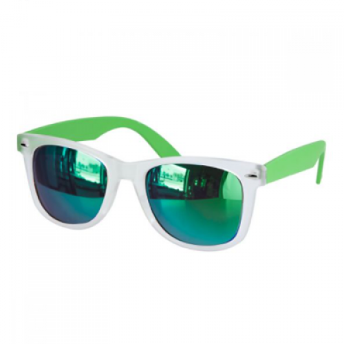 LENTES MIRROR COLOR VERDE