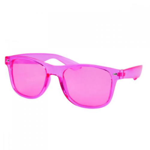 LENTES MARONI COLOR ROSA