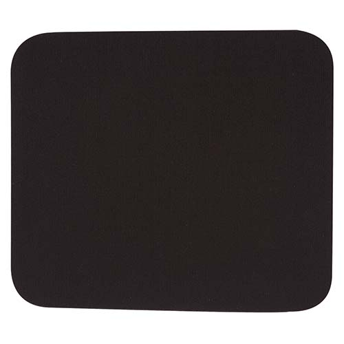 MOUSE PAD RECTANGULAR COLOR NEGRO