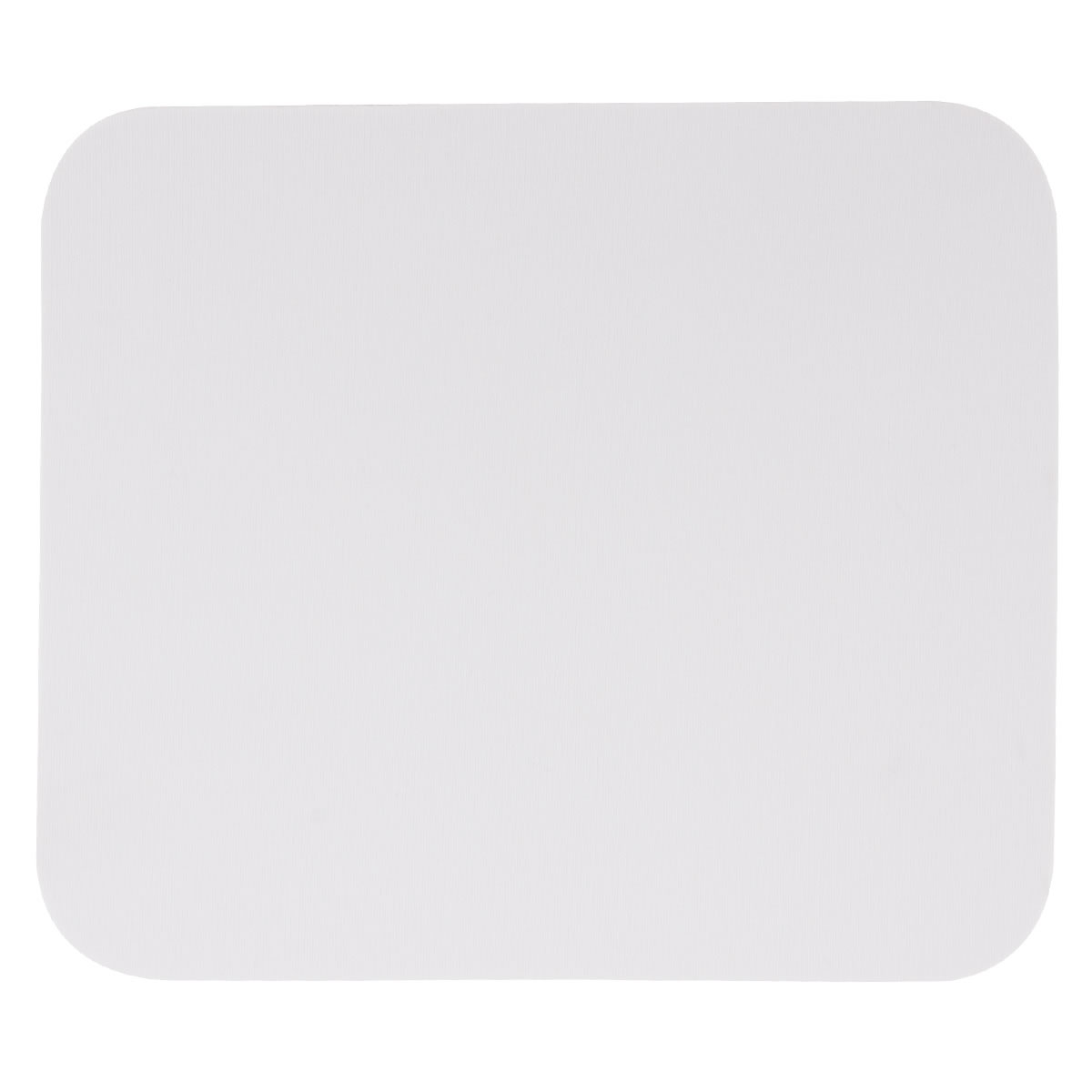 MOUSE PAD RECTANGULAR COLOR BLANCO