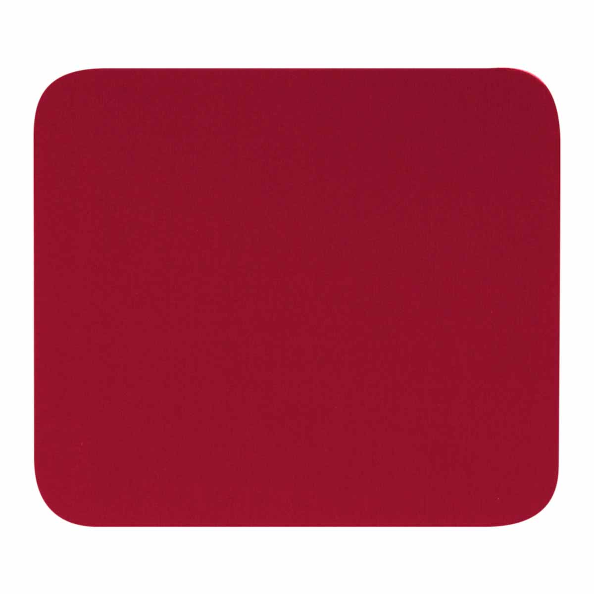 MOUSE PAD RECTANGULAR COLOR ROJO