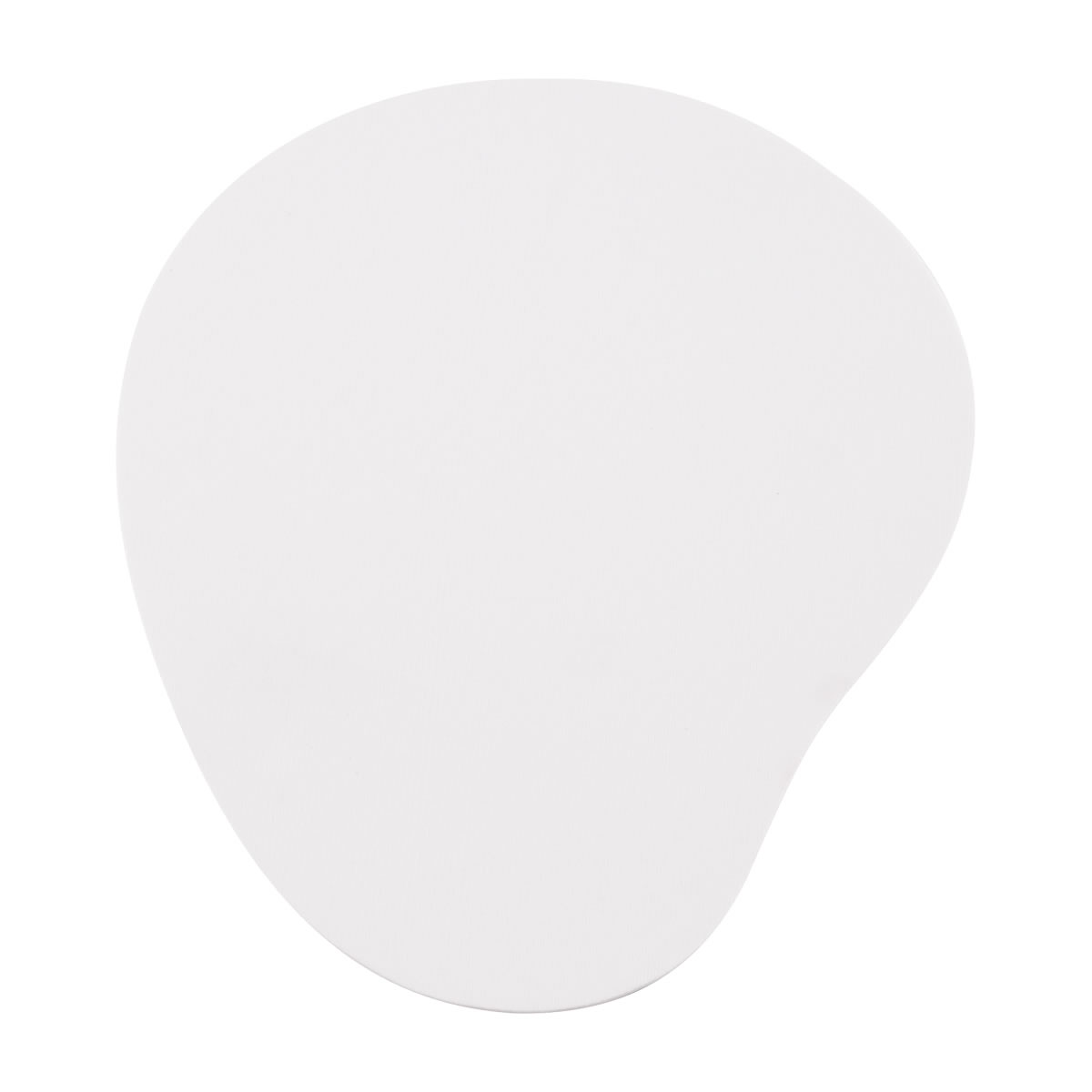 MOUSE PAD BEAN COLOR BLANCO