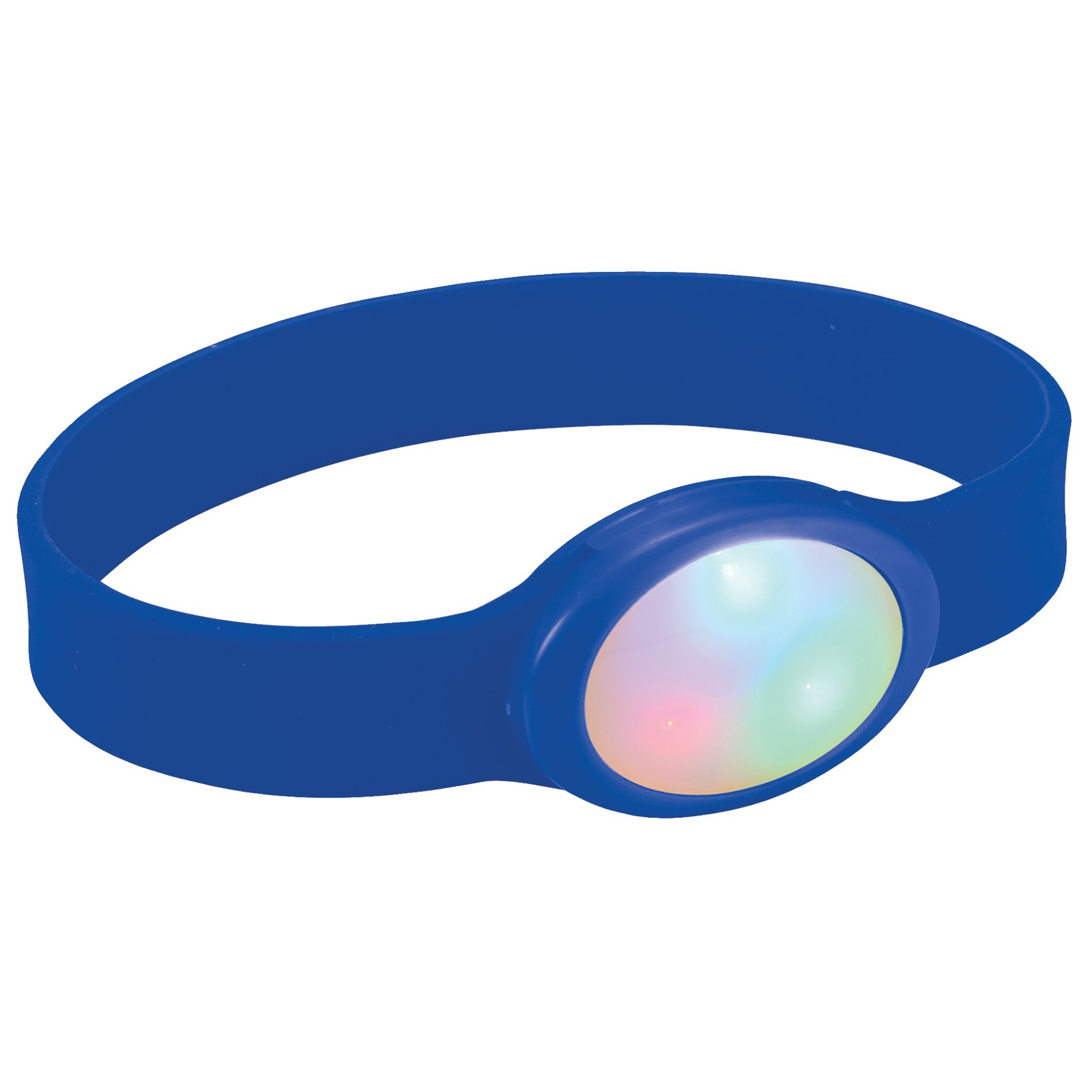 BRAZALETE MULTICOLOR DE LED FLASH   AZ