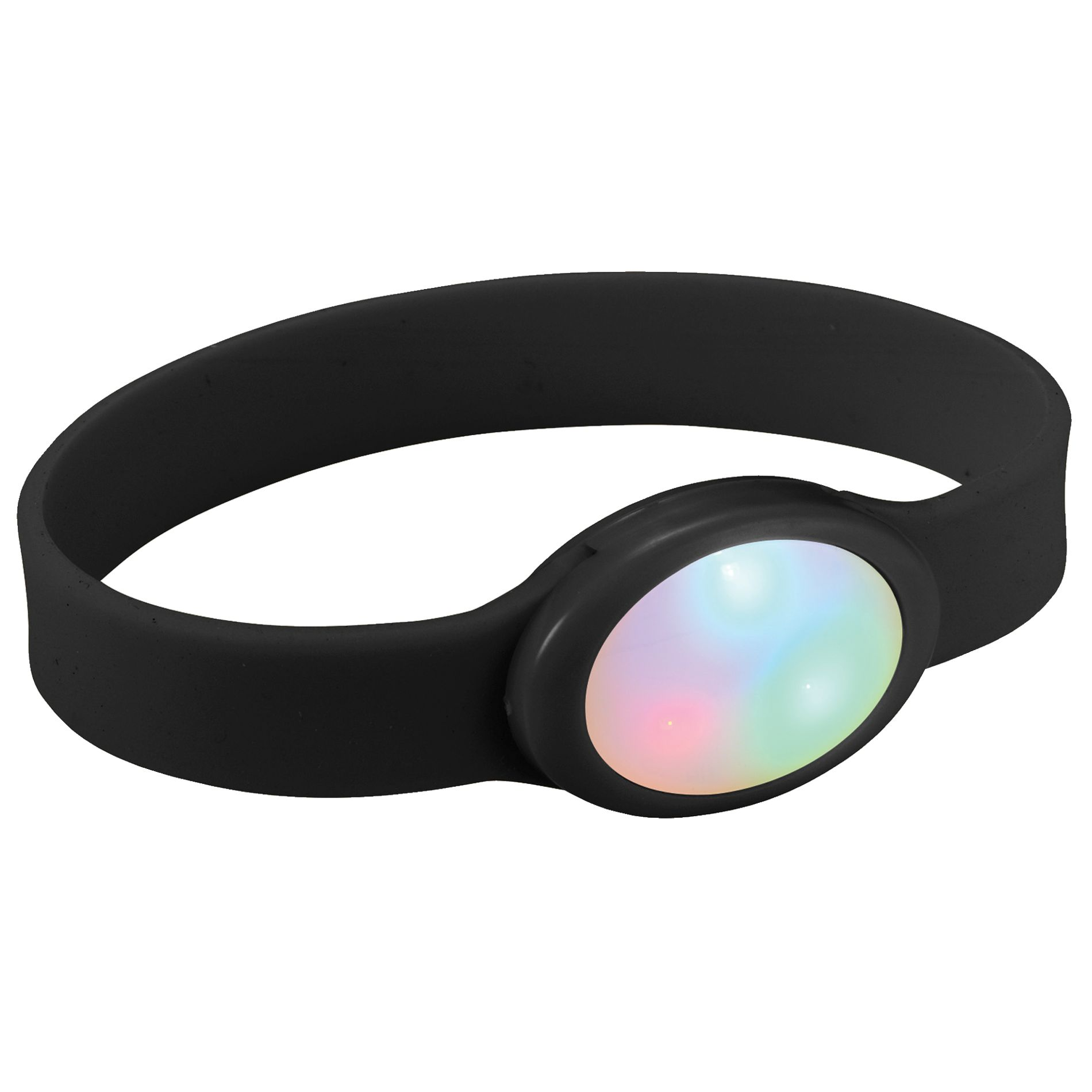 BRAZALETE MULTICOLOR DE LED FLASH   NG