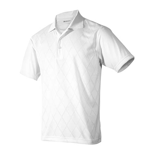 PLAYERA YAGER COLOR BLANCO PARA CABALLERO