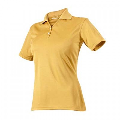 PLAYERA FARELL COLOR DORADO PARA DAMA