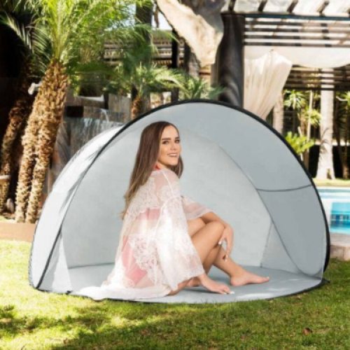 CARPA PLEGABLE CESKY COLOR GRIS