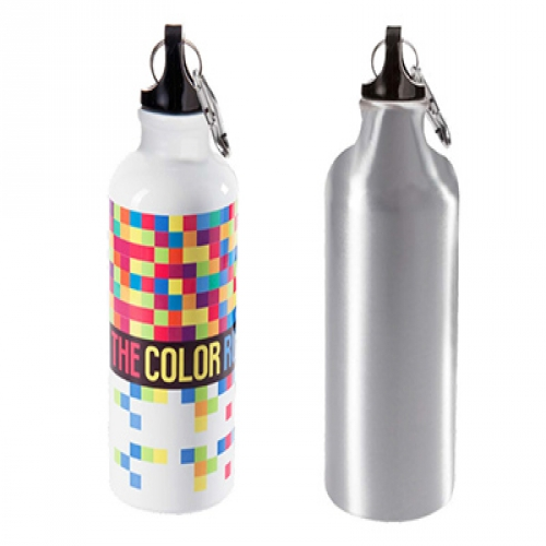 CILINDRO ALUMINIO 600ML. FORUM SUB109 BLANCO