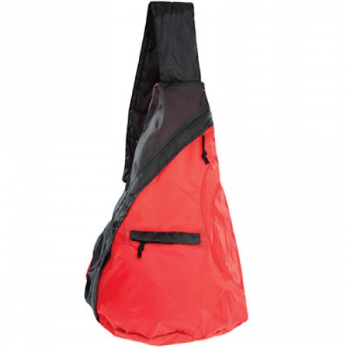 BACKPACK TRIANGULAR SEVILLA TXB2257 ROJO