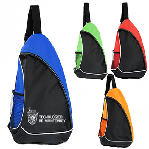 BACKPACK ECOTRIANGULAR IBIZA TXB2259 AZUL