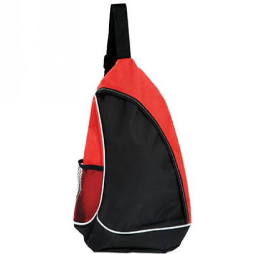 BACKPACK ECOTRIANGULAR IBIZA TXB2259 ROJO