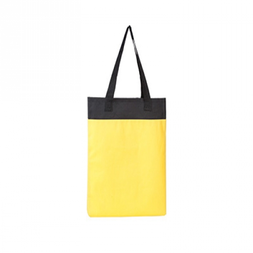 BOLSA BICOLOR DAMARIS TXB4631 AMARILLO